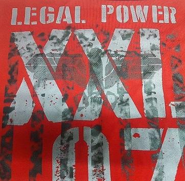 Legalpower Bekleidung