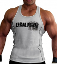 Legal Power Rib Tank Top 2809-101